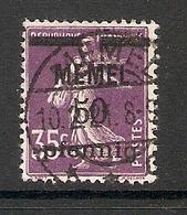 006709 Germany Memel 1920 50pf FU - Klaipeda