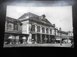 CPSM 75 PARIS LA GARE D AUSTERLITZ - Métro Parisien, Gares
