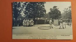 -Sapeurs Pompiers-Concours De Pompes-en Manoeuvre- - Firemen