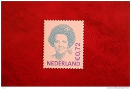 Beatrix 0,72 Euro  NVPH 2245 (Mi 2190) ; 2004 POSTFRIS / MNH ** NEDERLAND / NIEDERLANDE / NETHERLANDS - 1980-... (Beatrix)