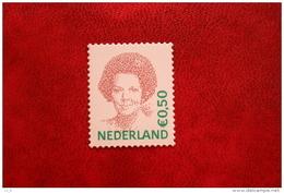 Beatrix 0,50 Euro Gestanst ; NVPH 2039 (Mi 1963) ; 2002 POSTFRIS / MNH ** NEDERLAND / NIEDERLANDE / NETHERLANDS - 1980-... (Beatrix)