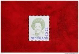 Beatrix 0,74 Euro Gestanst ; NVPH 2620 (Mi 2632) ; 2009 POSTFRIS / MNH ** NEDERLAND / NIEDERLANDE / NETHERLANDS - 1980-... (Beatrix)