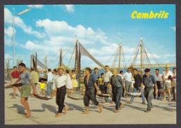 66151/ CAMBRILS, Llegada De Barcas Pesqueras - Tarragona