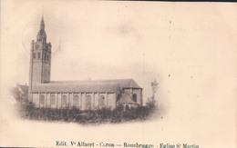 Roesbrugge Rousbrugge Eglise St Martin - Poperinge
