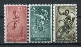 Guinea Española 1959. Edifil 395-97 ** MNH. - Guinea Española