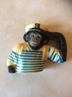 Magnet Omo - Le Chimpanzé - Reklame