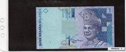 Banconota Malesia 1 Ringgit - Malaysie