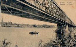 Temse De Brug Temsche Le Pont Tamise - Temse