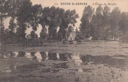 St-Genesius-Rode Rhode St-Genese L'étang Du Moulin - St-Genesius-Rode