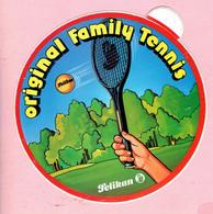Sticker - Original Family Tennis - Pelikan - Autocollants