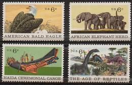 USA 1970 Natural History - United States
