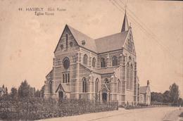 Hasselt Kerk Runxt - Hasselt