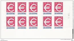BC N° 24, L'EURO - Journée Du Timbre