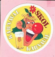 Sticker - KARNAVAL - SKOL - KARNAVAL - Autocollants