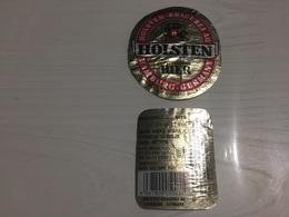Ancienne Étiquette 1.1 BIÈRE ÉTRANGÈRE HOLSTEN BIER GERMANY - Bière