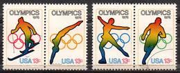 USA 1976 Olympics - United States