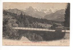 ST. BEATENBERG Gel. 1900 N. Zürich - BE Berne