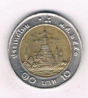 10 BAHT ?? THAILAND /0409/ - Thaïlande