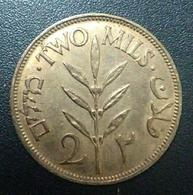 Palestine 2 Mils 1941 - Egypte