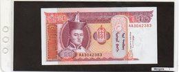 Banconota Mongolia 20 Tugrik - Mongolie