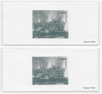 2 Blocs PHIL@POSTE 2012 - Documents De La Poste