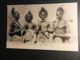 19855) SCENES ET TYPES D'EGYPTE TYPES SOUDANAIS NON VIAGGIATA 1920 CIRCA - Soudan