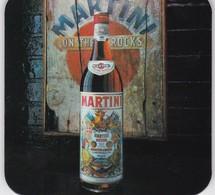 Lot De 4 Sous-bocks Martini - Sous-bocks