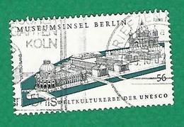 2002  MUSEUMSINSEL  BERLIN 29.10.02  OBLITÉRÉ TB ZUM BZ - [5] Berlin