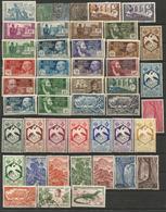 France - Anciennes Colonies (avec Polynésie Et Réunion) - 750 Timbres Neufs (** Et *) Ou Oblitérés - Collections (sans Albums)