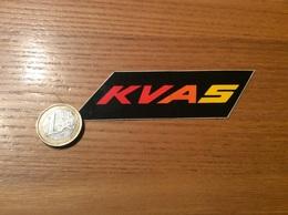 AUTOCOLLANT, Sticker «KVAS» Boisson - Autocollants