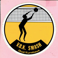 Sticker - V.B.K.  SMASH - Oud Turnhout - Autocollants