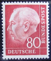 ALLEMAGNE FEDERALE                 N° 71D                 NEUF** - Neufs
