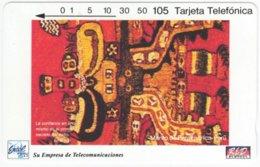 PERU A-102 Magnetic Entel - Painting, Modern Art - Used - Peru