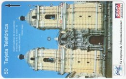 PERU A-103 Magnetic Entel - Religion, Church - Used - Peru