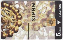 PERU A-112 Chip Telepoint - Culture, Historic Jewelry - Used - Peru