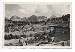 Kommt Ins GANTRISCH-GEBIET Selital 1956 Gel. Feldpost N. Zürich - BE Berne