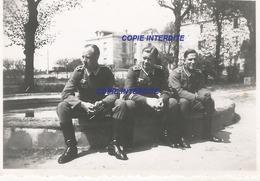 WW2 PHOTO ORIGINALE Soldat Allemand à SAINT ANDRE DE CUBZAC Près Bordeaux Libourne Blaye 33 GIRONDE - 1939-45