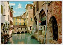 TREVISO  PORTICO  SCURO  BURANELLI               (VIAGGIATA) - Treviso