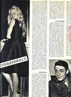 (pagine-pages)BRIGITTE BARDOT  Sorrisiecanzoni1959/34. - Livres, BD, Revues