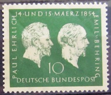 ALLEMAGNE FEDERALE                 N° 73              NEUF** - Unused Stamps