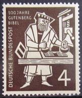ALLEMAGNE FEDERALE                 N° 74              NEUF** - Unused Stamps