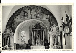 Chiny Izel Sur Semois Fresque Du Transept Oeuvre Du Dernier Moine D'Orval Abraham Gilson - Chiny