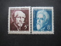 FRANCE N°820 Et 821 Neuf ** - France