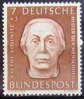 ALLEMAGNE FEDERALE                 N° 76              NEUF** - Unused Stamps