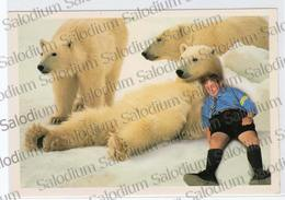 Scout Scouts Agesci - Orso Polare Bear - Scoutisme