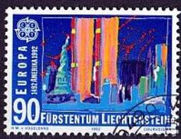LIECHTENSTEIN Mi. Nr. 1034 O (A-2-32) - Liechtenstein