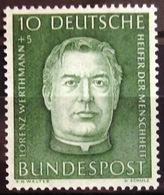 ALLEMAGNE FEDERALE                 N° 77              NEUF** - Unused Stamps