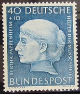 ALLEMAGNE FEDERALE                 N° 79              NEUF* - Unused Stamps