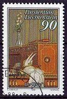 LIECHTENSTEIN Mi. Nr. 958 O (A-2-32) - Liechtenstein