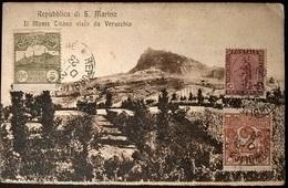 SAN MARINO IL MONTE TITANO - Saint-Marin